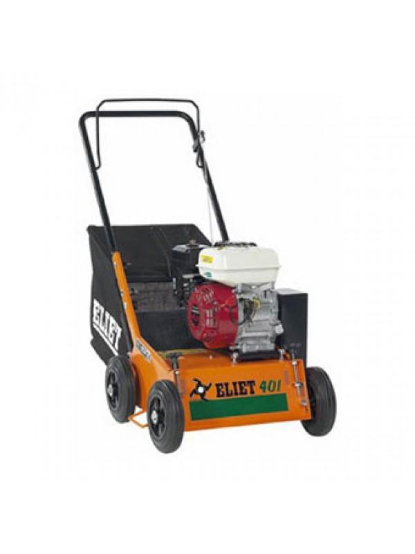 Eliet E 401 VM Benzine Verticuteermachine(Honda GX 120)