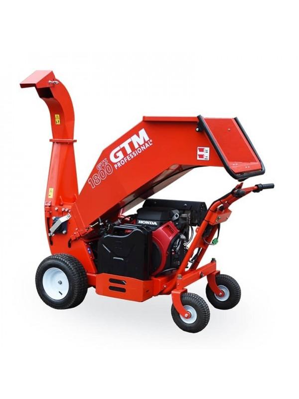 GTM GTS1800WD Hakselaar tot 12 cm Zelfrijdend