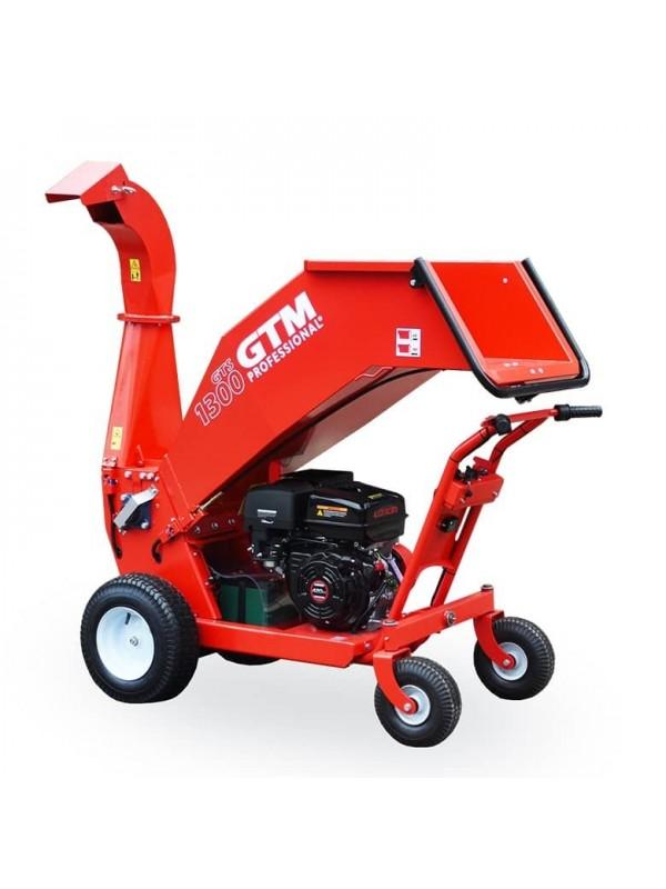 GTM GTS1300WD Hakselaar tot 10 cm Zelfrijdend NIEUW!