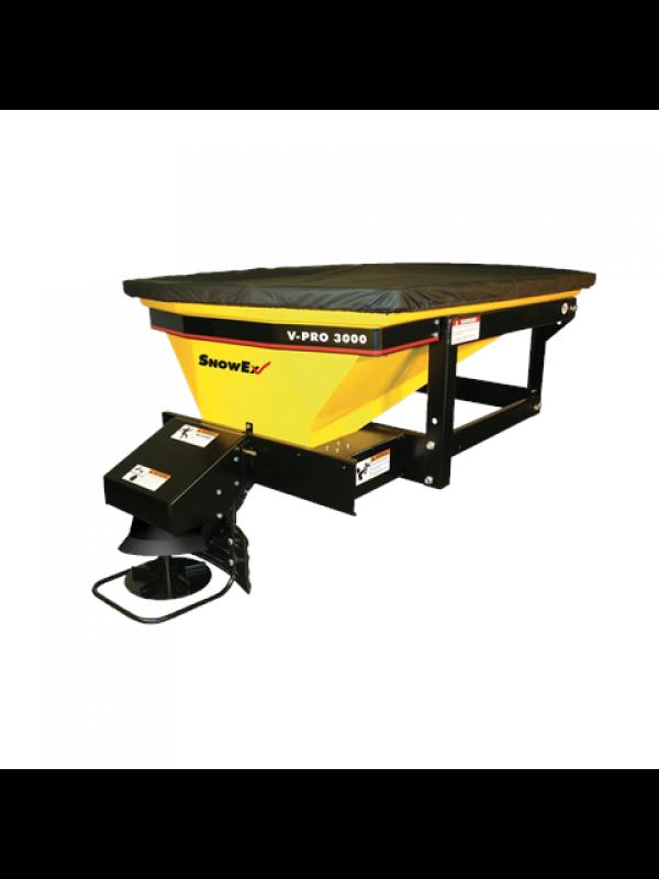 Snowex SP 3000 opbouw zout / zandstrooier