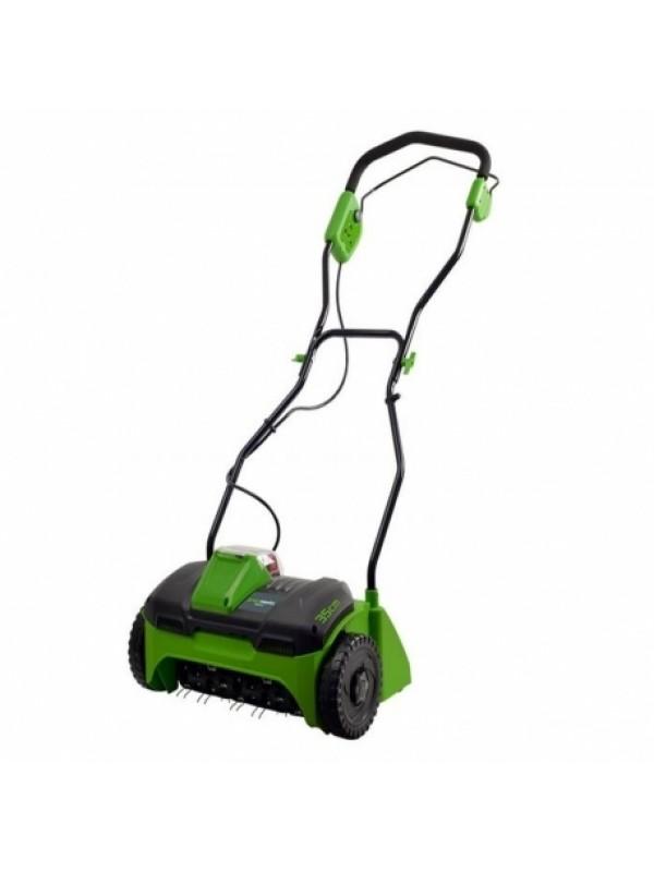 Greenworks 40 volt Accu Verticuteermachine G40DT35 (excl. accu & lader)