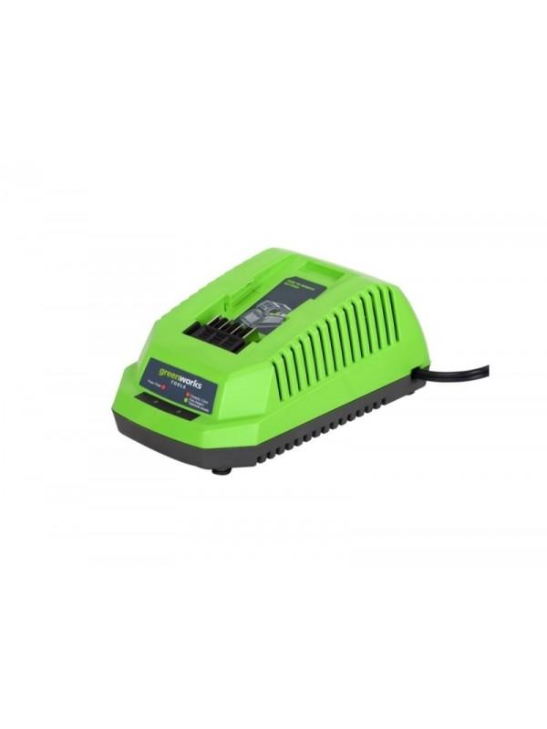 Greenworks 40 volt Acculader G40C