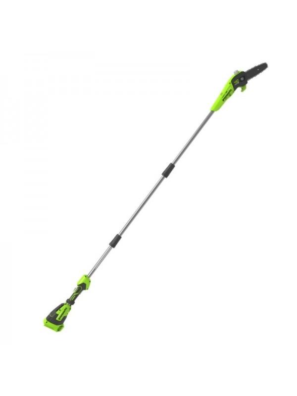 Greenworks 40 volt Accu Takkenzaag op steel G40PSF (excl. accu & lader)