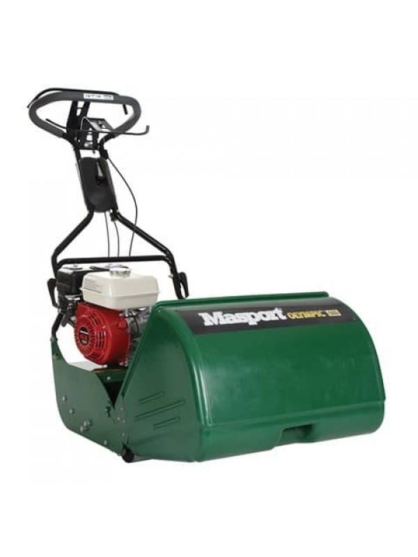 Masport 500 HXR met rubberwals en honda motor