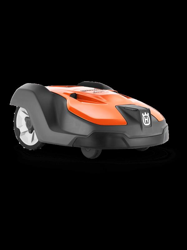 Husqvarna Automower 550 EPOS Robotgrasmaaier zonder gebruik draad NIEUW!