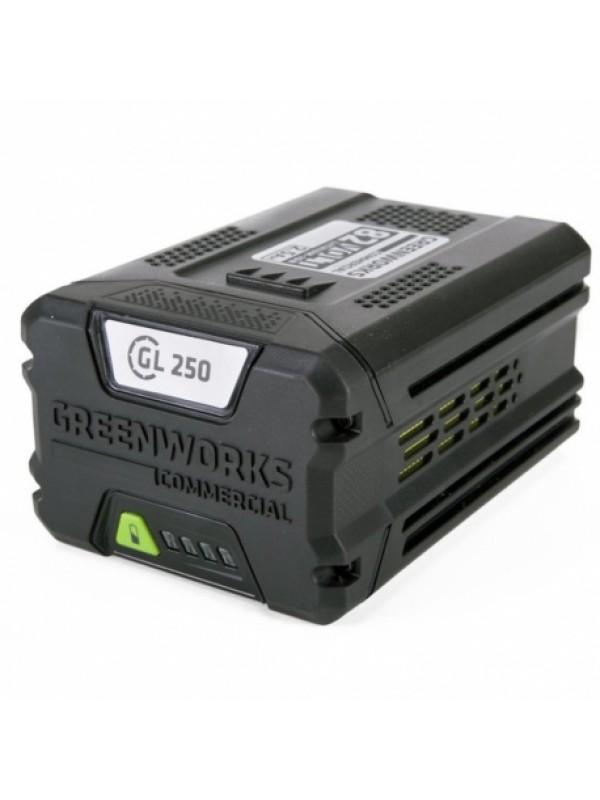 Greenworks 82 volt Accu 2.5 Ah GC82B25