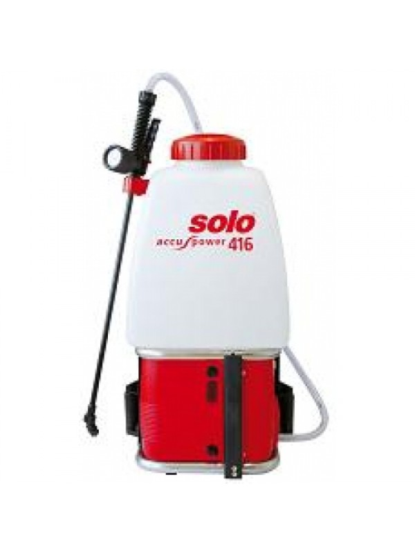 Solo 416SP Accu Rugspuit 20 liter /onkruidspuit