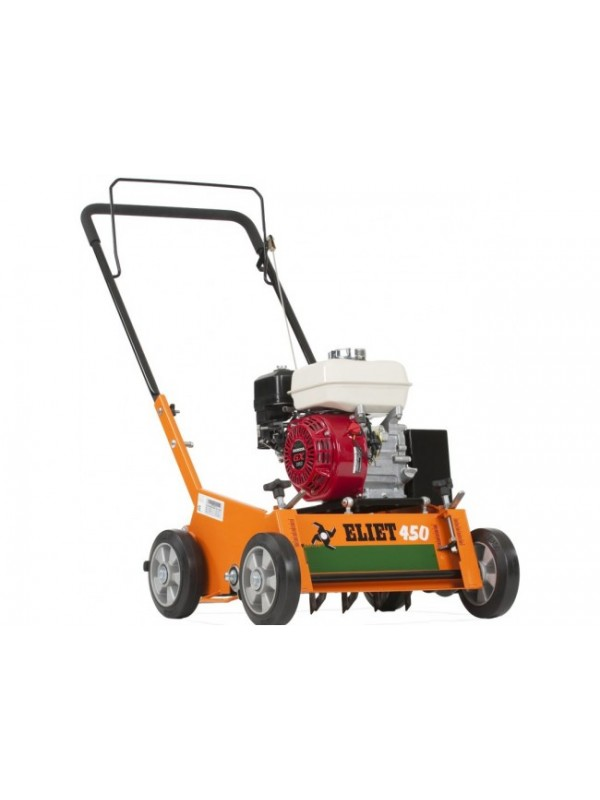 Eliet E 450 VM Benzine Verticuteermachine 5,5 pk (Honda GX 160)