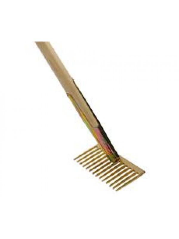 Talen Tools Asfalthark 14 tands recht met 160cm steel F14