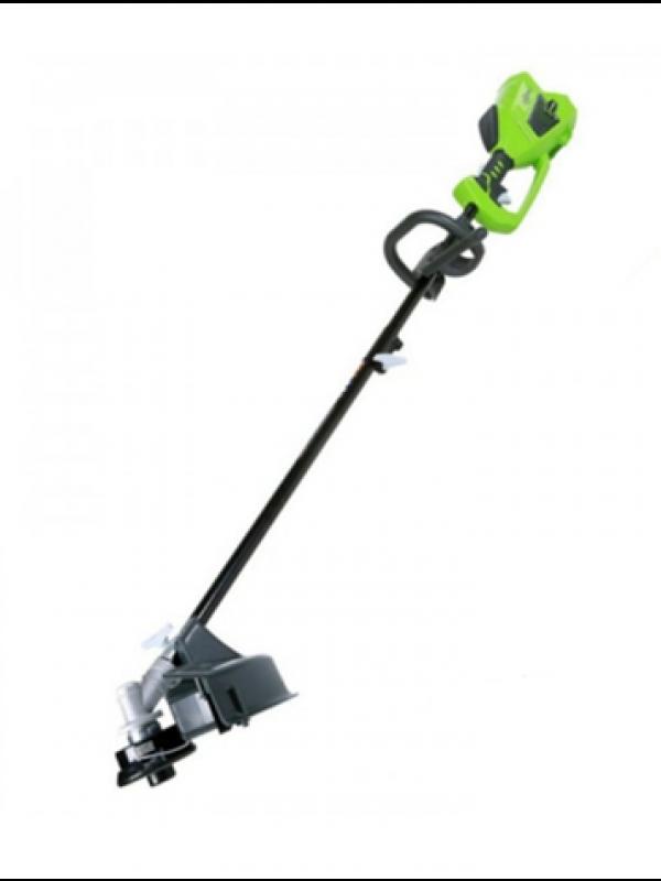 Greenworks 40 volt Accu Trimmer / Bosmaaier GD40BC