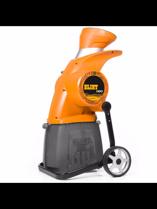 Eliet Neo 2500 watt / 220 volt Houtversnipperaar