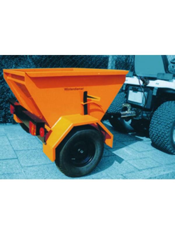 Hydromann Mini80 Professionele Zout / Zandstooier ACTIE!