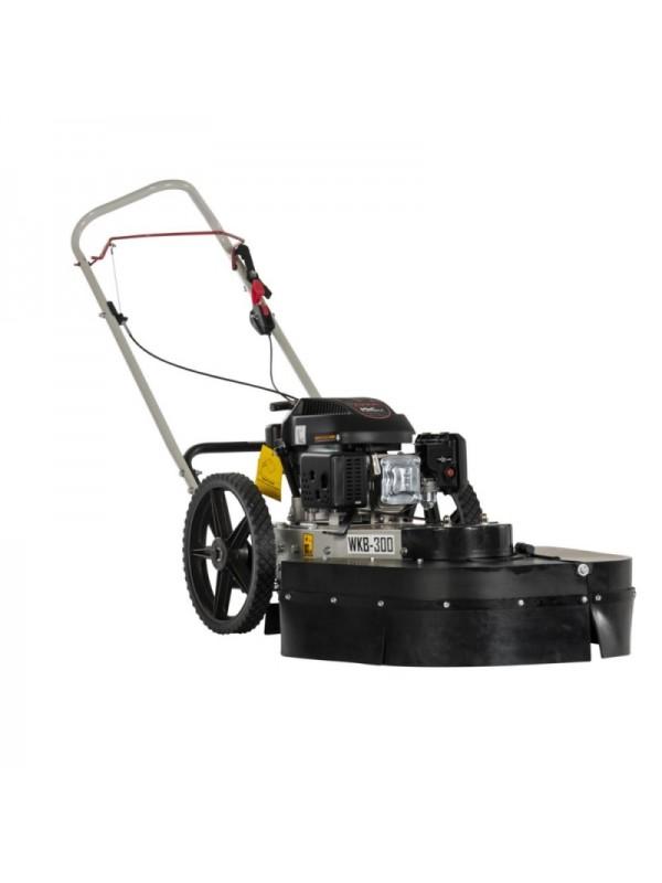 Lumag WKB-300 Onkruidborstelmachine en ruwtrerrein maaiwerk