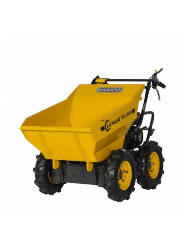 Lumag MD300R Motorkruiwagen / mini Dumper