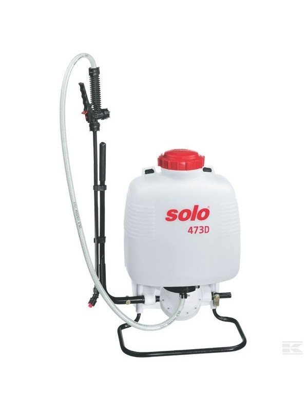 Solo 473D Rugspuit 12 liter onkruidspuit