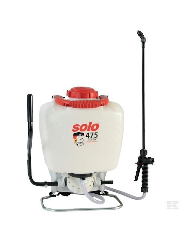 Solo 475SP comfort Rugspuit 15 liter / onkruidspuit Azijnbestendig