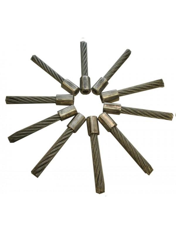 Tielburger Staalborstelset (10 stuks) voor de TW50S Pro